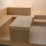 Siddemøbler på Gilleleje Skole